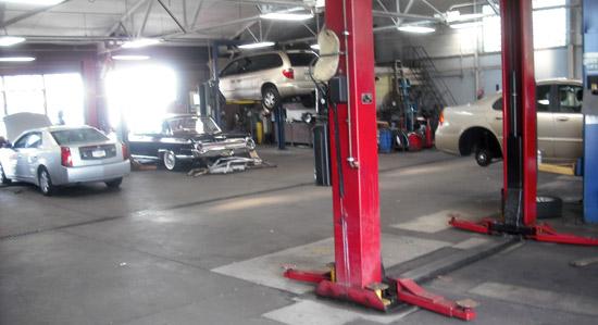 auto-maintenance